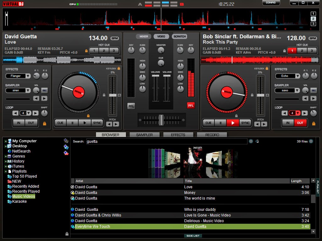 virtual dj pro download