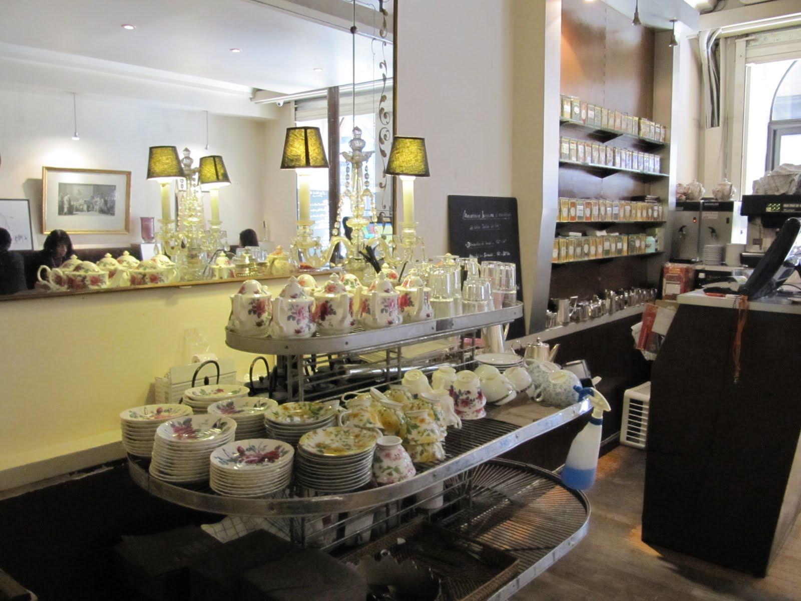A table l 39 autre salon de th for L autre salon de the toulouse