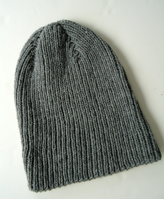 Knitted Watch Cap Pattern : Bitten by Knittin...: Hats off to watch caps
