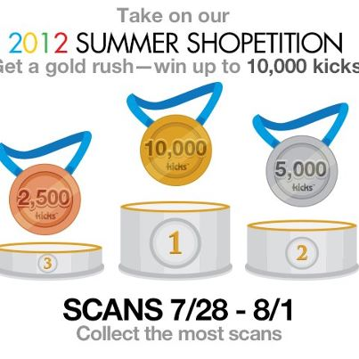 ShopKick Competitions