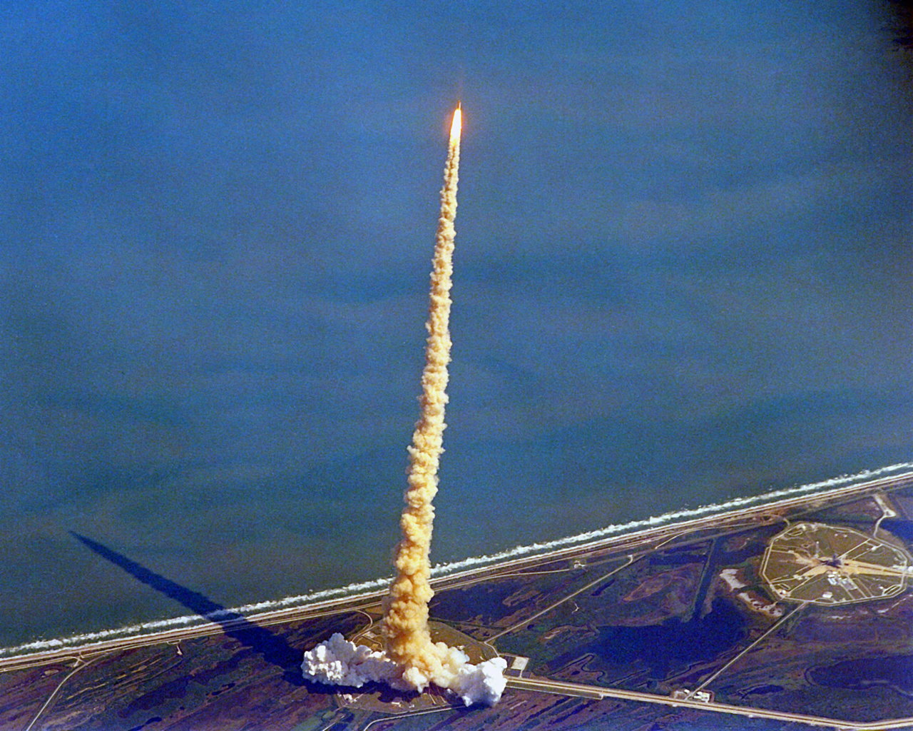 columbia space shuttle challenger - photo #13
