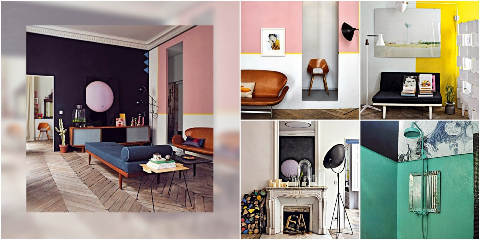 Best of 2013, apartamento años 50, house, home, tour, penthouse