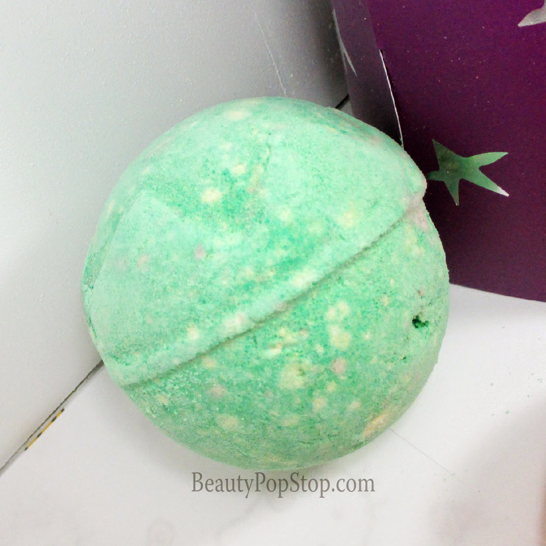 LUSH Halloween 2014 Lord of Misrule bath bomb