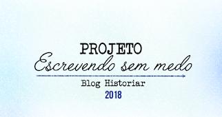 ESCREVENDO SEM MEDO 2018
