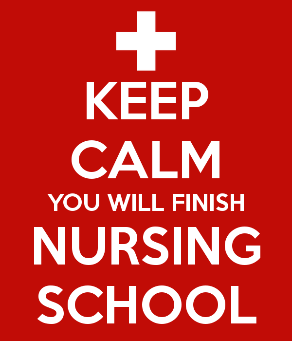 stay calm motivational quotes for nurses and nursing students