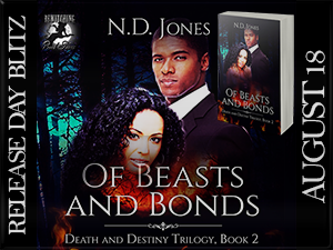 Of Beasts And Bonds Release Blitz