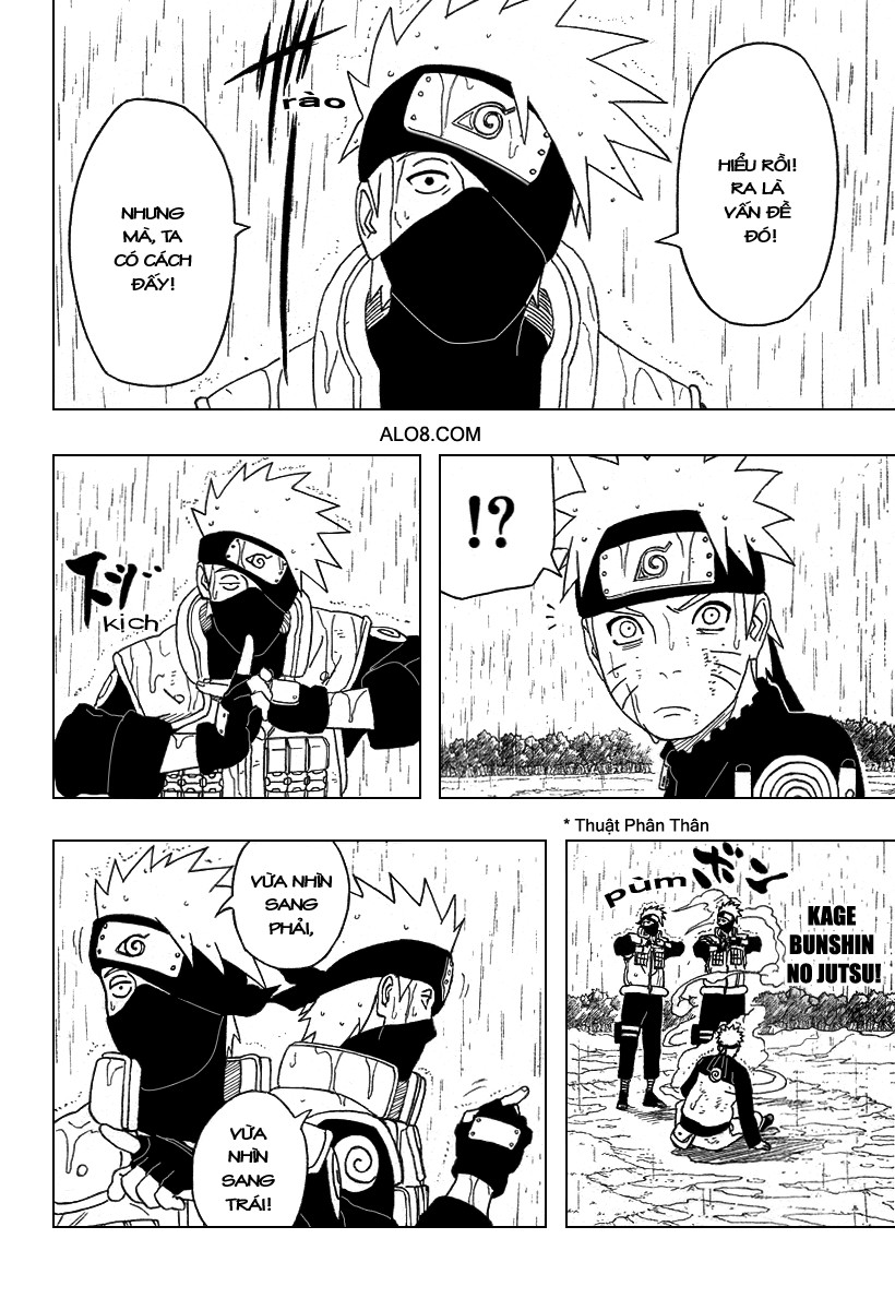 Naruto chap 329 Trang 6 - Mangak.info
