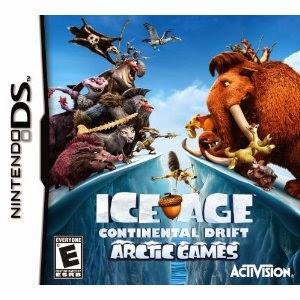 Ice Age 4 Continental Drift (Español) (Nintendo DS)