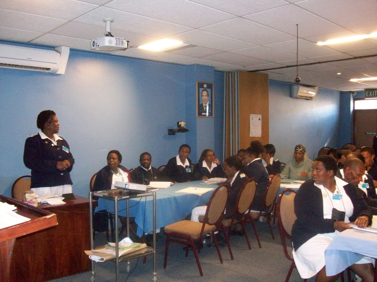 N-NURSE Mentorship Workshops