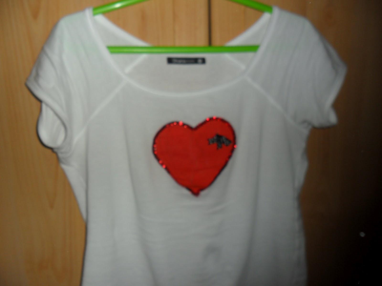 Santa lilaina pareu por un dedo diy camisetas pintadas a - Pintura para camisetas ...