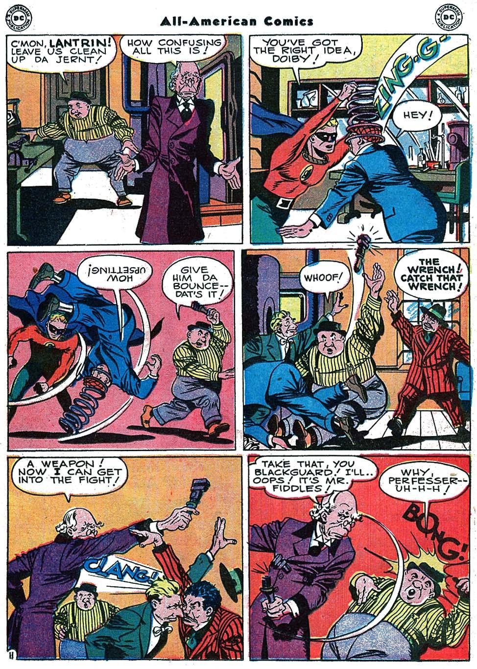 Read online All-American Comics (1939) comic -  Issue #87 - 21