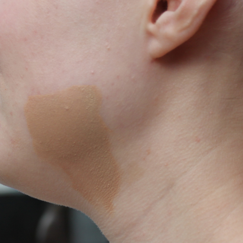 Pale Skin Make-Up: A Review: Boots No 7 Foundation Matching Service