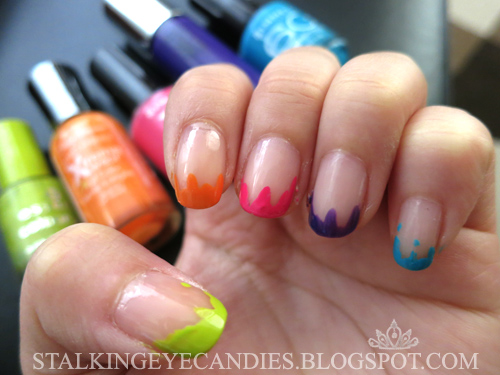 Cute Quick and Easy Nail Designs