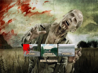 Descargar The Walking Dead Temporada 1 DVDR Full ISO NTSC Audio Español Latino