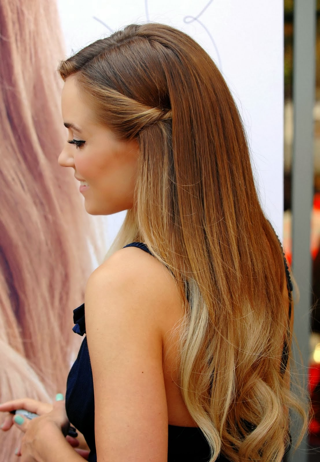 Displaying 19> Images For - Brown Ombre Highlights...