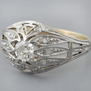 antique engagement rings styles jewelry point