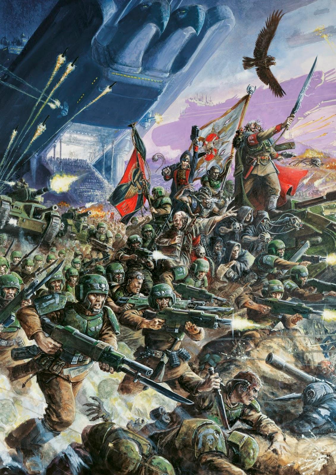La Guardia Imperial de Cadia