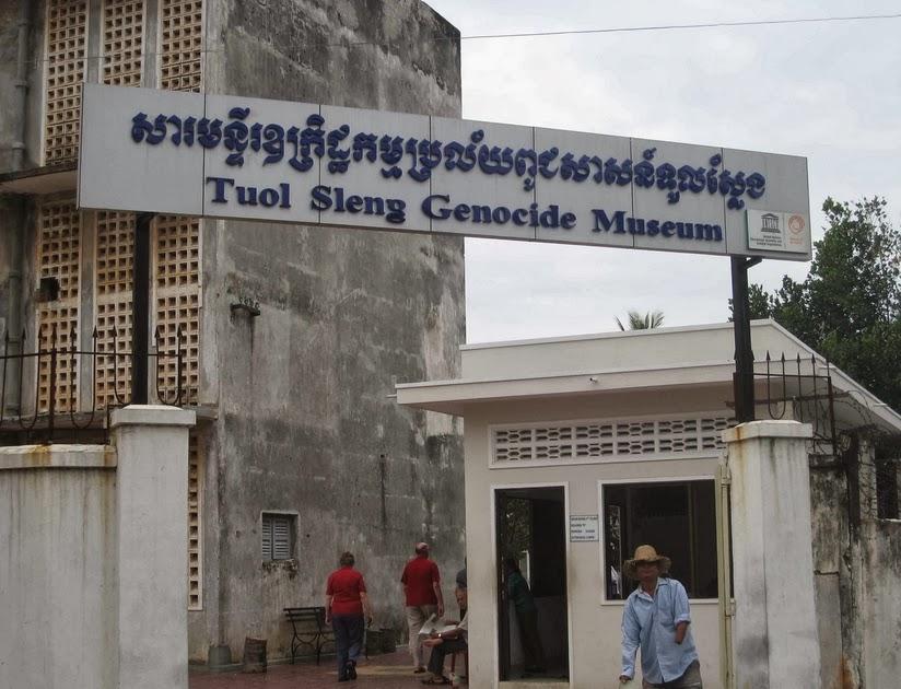 Tempat Menarik Di kemboja