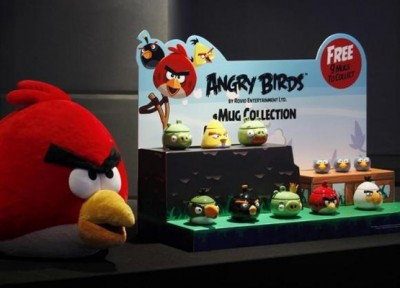 Angry Birds Siap Bikin Game Khusus Untuk Pasar Tiongkok