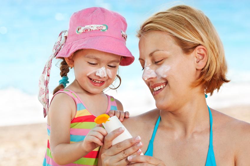 uso de filtros solares, prevención de cáncer de piel