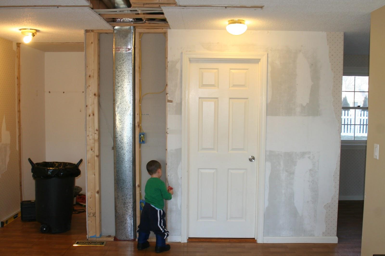 Pocket door fail. & Our House: Pocket door fail...