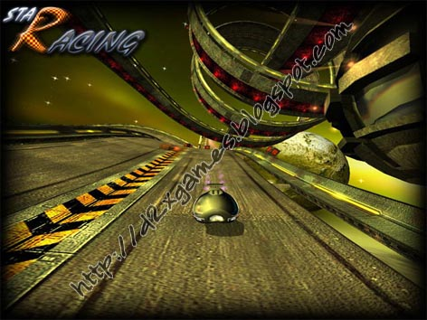 Free Download Games - Star Racing