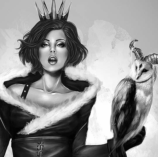 Ilustración de Sandra Posada López