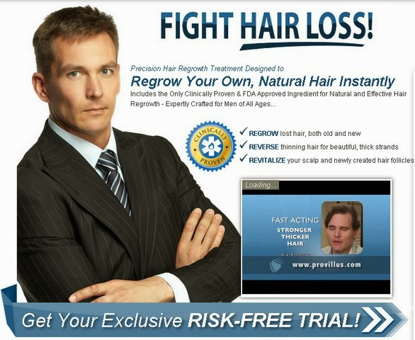 Provillus Hair Loss Treatment for Men