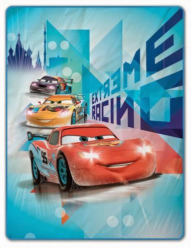Cars ice Gamanatura. manta raschel