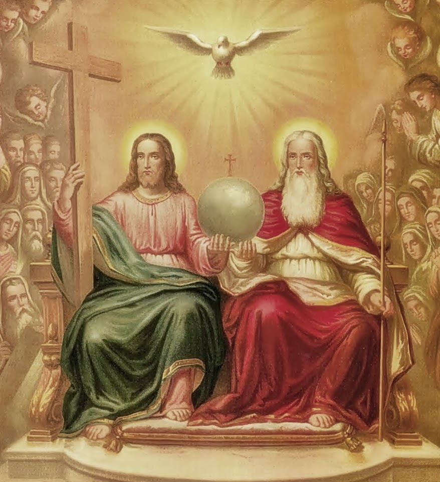 Resultado de imagem para Novena à Santíssima Trindade
