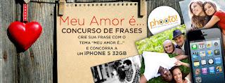 "Concurso Cultural ""Meu Amor é..."""