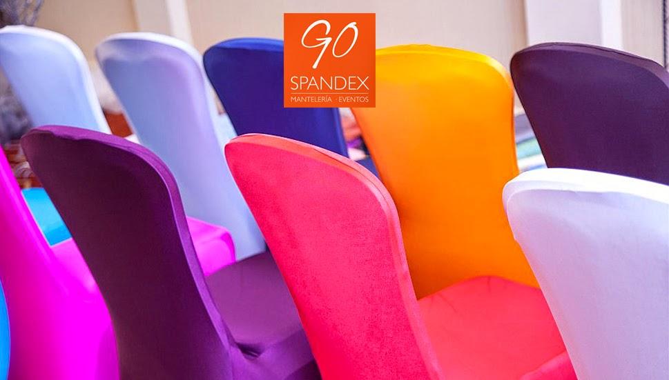 Go Spandex Mantelería y Mobiliario