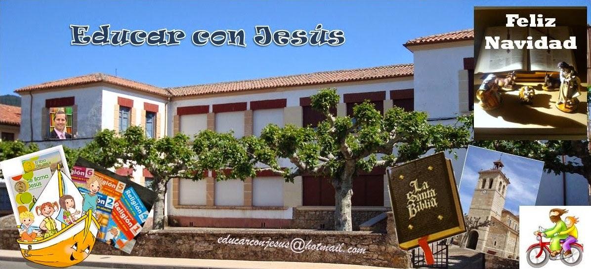 Educar con Jesús