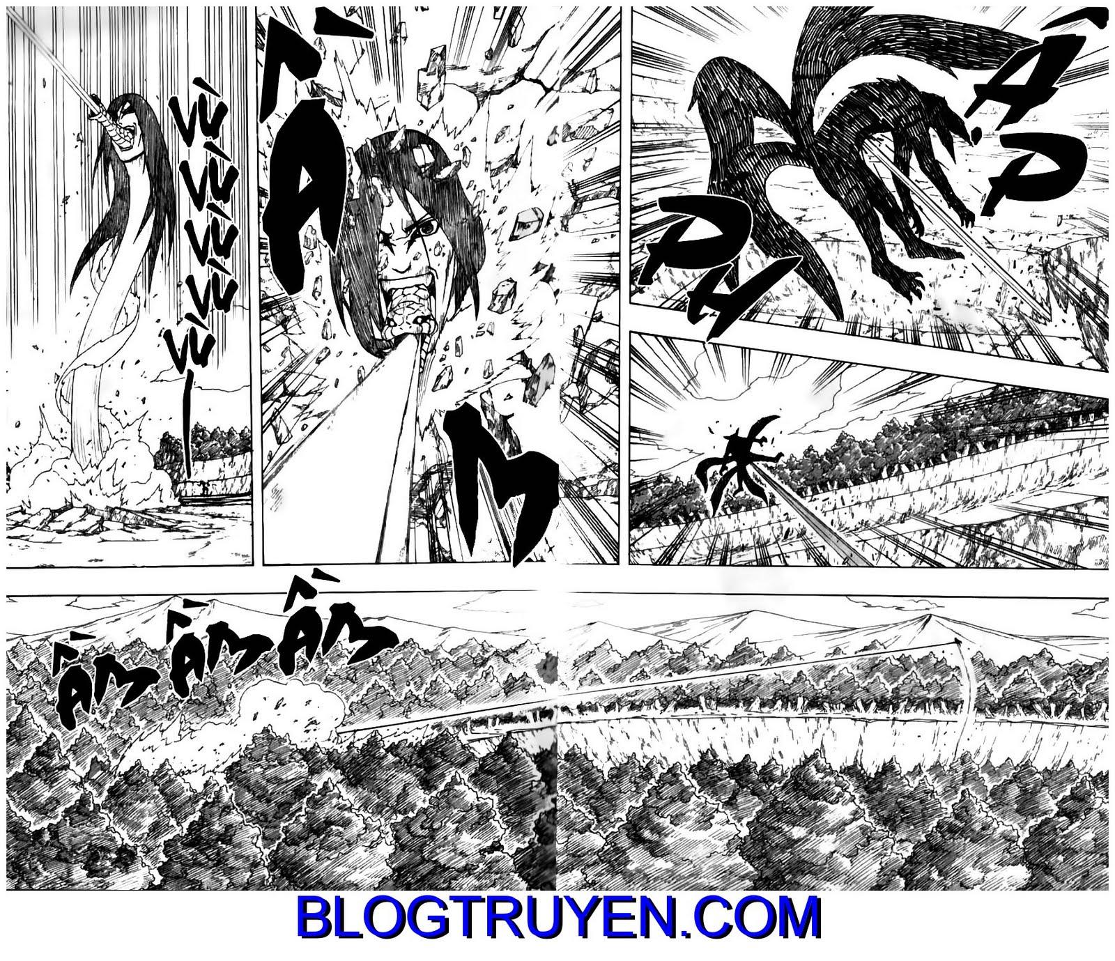 Naruto chap 295 Trang 7 - Mangak.info