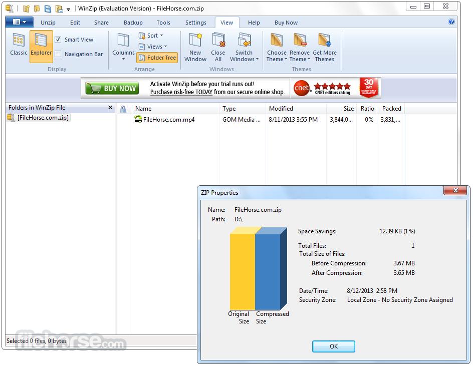 WinZip Pro 18.5 full version download