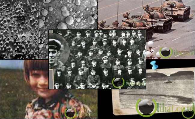 10 Foto dengan Kisah Misterius yang Tersebar di Dunia