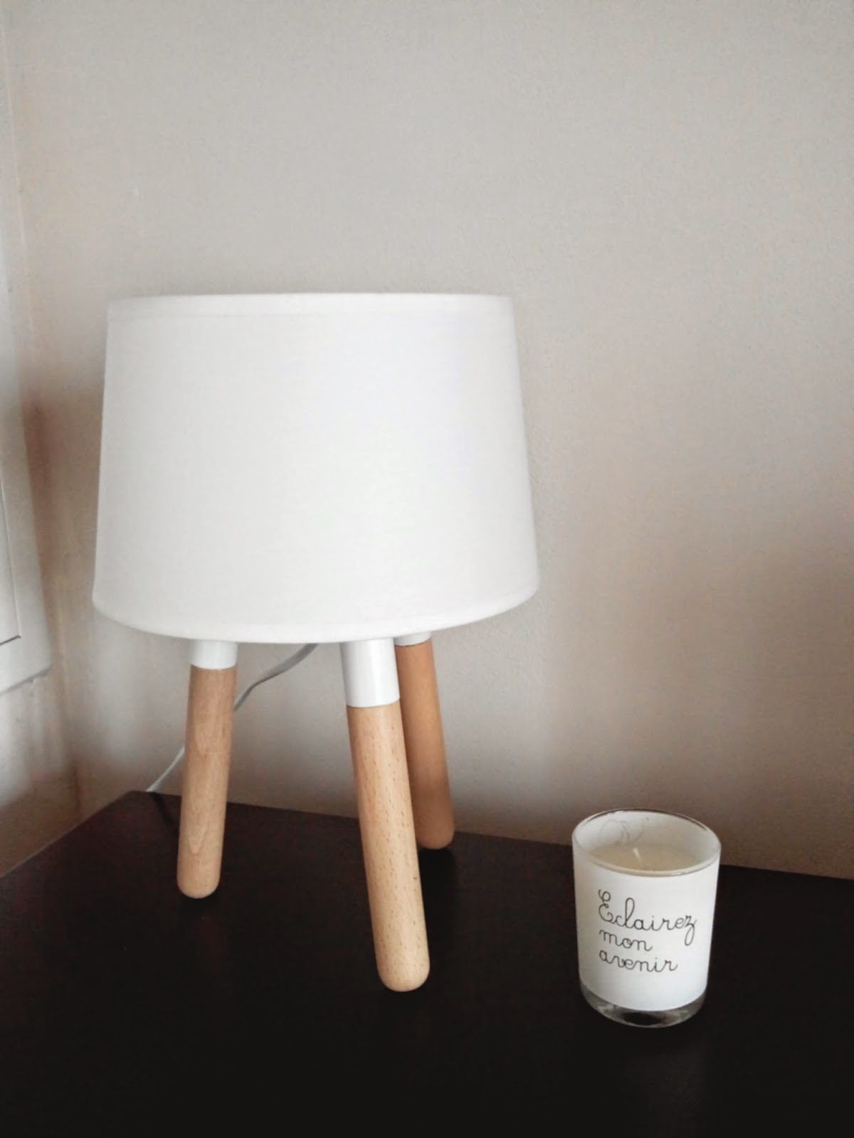lampe, scandinave, bougie, westwing, déco, décoration, luminaire, bullelodie