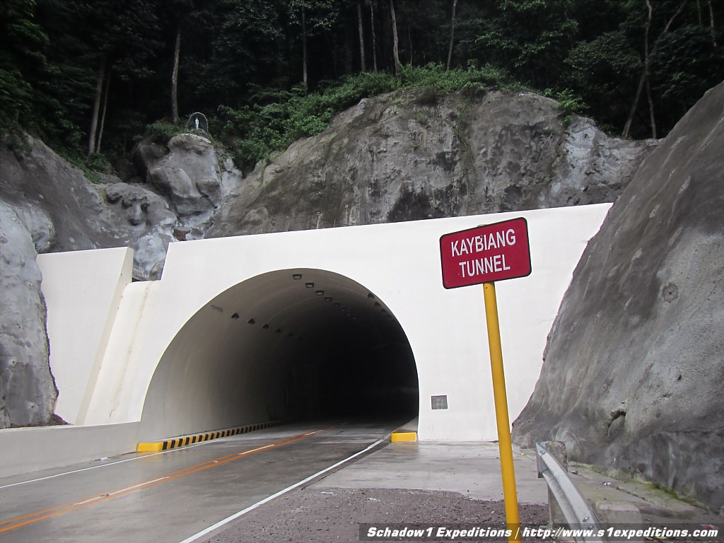 Kaybiang Tunnel The Gateway to the