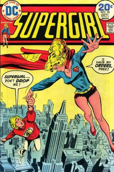 Supergirl #10, Prez