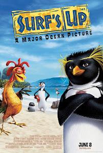 Surf's Up (2007) Worldfree4u - BRRip 720P Dual Audio [Hindi-English] Khatrimaza