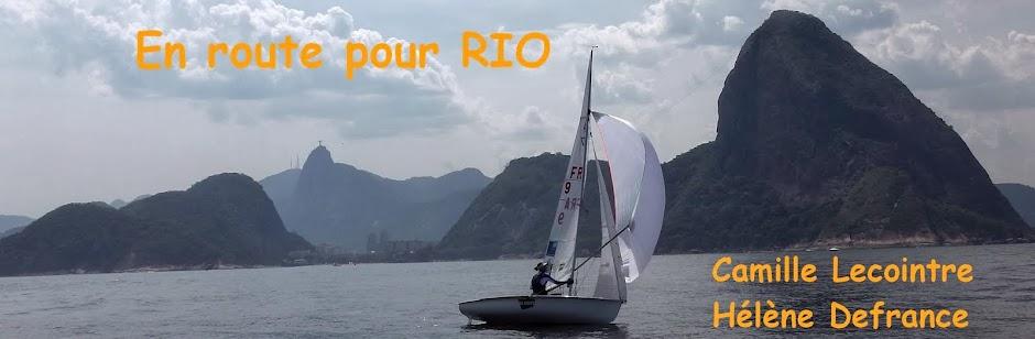 En route pour Rio 2016