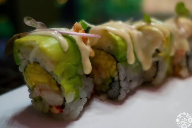 image of Lobster roll at Fushimi in Bay Ridge, Brooklyn, New York