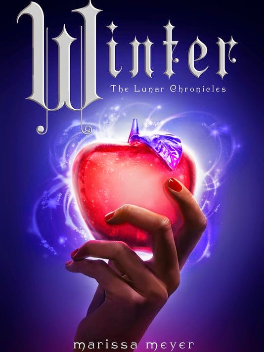 book cover reveal release winter book 4 four the lunar chronicles by marissa meyer sarah's reviews