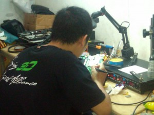 Lembaga Kursus Teknisi Laptop