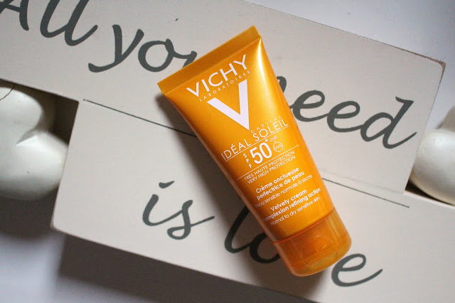 Vichy Capital Soleil Velvety Cream