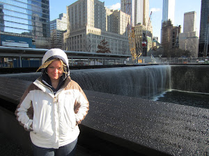 New York - World Trade Centre Plaza