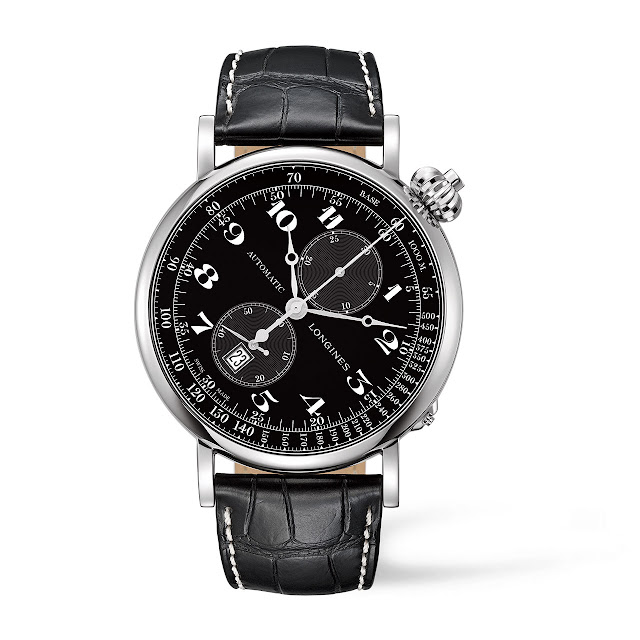 The Longines Avigation Watch Type A-7