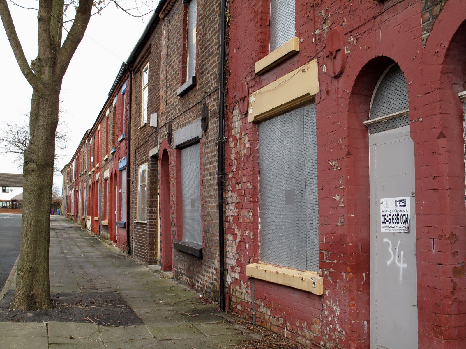 21 madryn street  the house that refused to die  june 2011