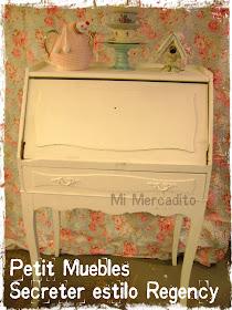 VENTA DE PETIT MUEBLES INTERVENIDOS!