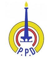 Logo PT Perusahaan Pengangkutan Djakarta (PPD)